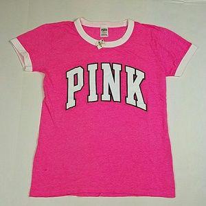 Pink Victoria's Secret shirt NWT